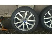 Alloy Wheels To Fit Ford, Jaguar, Volvo etc
