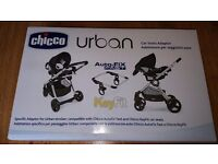 chicco ubran car seat adaptor