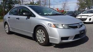 2010 Honda Civic Sdn DX