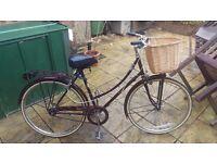Ladies Raliegh cameo bike 21inch