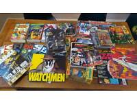Comic Book Related Items