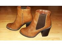 Beautiful Brown shoes (NEW LOOK BRAND)