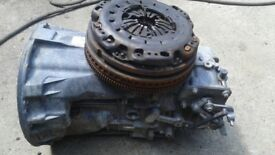 MERCEDES SPRINTER CDI 6 SPEED MANUAL GEARBOX 2006 to 2010