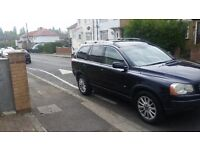 2005 VOLVO XC90 D5 EXECUTIVE 2.4 160 BHP AUTO 9 MONTHS MOT IN BRILLIANT CONDITION DRIVING GREAT