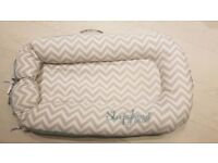 Sleepyhead Deluxe Chevron -- Immaculate -- Inc FREE POST IN UK