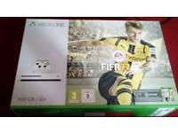 Xbox one s 500g fifa 17