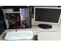 desk top pc for sale