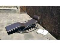 Garden deck/rocking chair