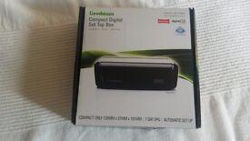 Goodmans Compact Digital Set Top Box - GD11FVZS1
