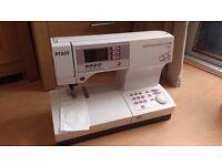 Pfaff Quilt Expression 2046 computerised sewing/quilting machine