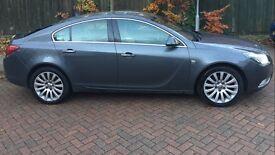 Vauxhall Insignia Elite, leather, sat nav, diesel £2695