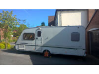 ABBEY FREESTYLE 540SE CARAVAN + AWNING - REDUCED!!