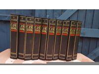 Murder casebook magazine whole set seriers no1 to 150
