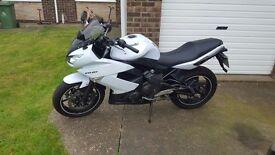 2011 650cc Kawasaki er6f