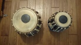 Original Tabla Set from Mumbai (Bombay)