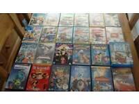 Kids/childrens DVD bundle . Disney Pixar Dreamworks etc.