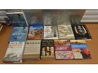 11 Books - Seventy Great Battles Mysteries Journeys Inventions British History