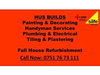 Local General Builder- Bathrooms, Kitchens, Plumbing, Electrical, Handyman