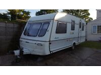 SWIFT AZURRA 5 BERT WITH AWNING IN GOOD CLEAN CONDITION