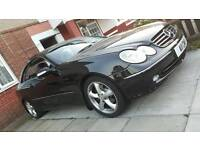 Clk 320 Auto petrol