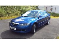 2006 MAZDA 6 2.0 TURBO DIESEL 6 SPEED MANUAL LONG MOT PX POSSIBLE