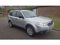 Subaru Forester 2.0 X 5dr Automatic 2008 + LPG Converted