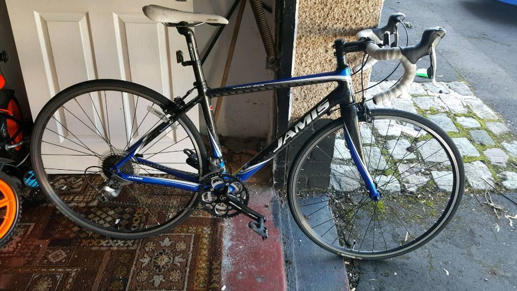 Jamis carbon road bike