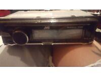 JVC KD-X230 Car Stereo. Used.