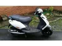 Piaggio zip 50 70 moped rs sp speedfight sym jet aerox 125cc moped gilera runner