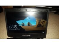Alienware M14 Gaming Laptop - i7 and SSD
