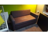 IKEA GREY SOFA BED...GOOD CONDITION☺