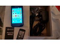 Amplicomms Powertel M9000 sim-free mobile phone - hearing aid compatible dual sim