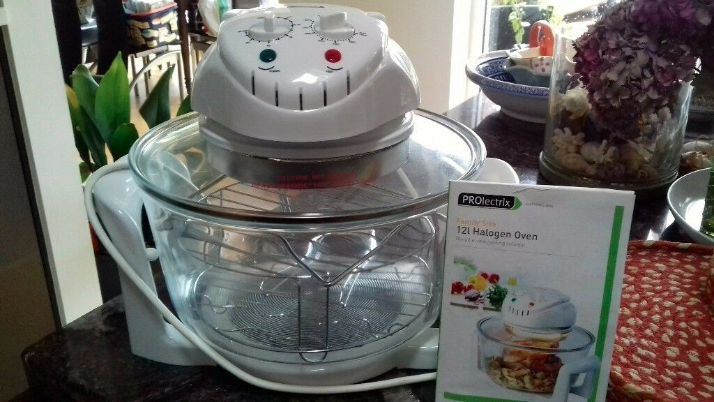 Prolectrix 12 Litre Halogen Oven In Stonehaven Aberdeenshire