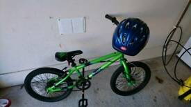 Boys bike age 5-7