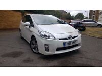 TOYOTA PRIUS T SPIRIT ONE OWNER LEAGHER TRIM NAVIGATION CAMERA BLUTOOTH HPI CLEAR MILES WARRANTED