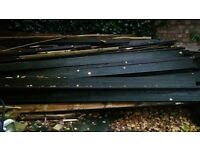 Large Quantity of used Decking Wood for clearance