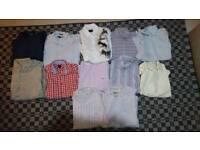 Bulk Sale - Shirts. Burberry, YSL, Lacoste, Tommy, etc Job Lot Designer Clothes