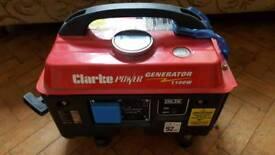 CLARK 1100W GENERATOR