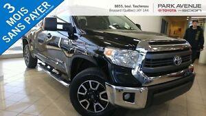 2014 Toyota Tundra SR 5.7L V8 *BLACK*BURINÉ*DEMARREUR DIS*OFFROA