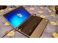 Dell Studio 1737 Wireless Laptop Pc 17 inc/Intel 2.1 ghz Cpu/Ati Hd3650/320 Gb hdd/3 Gb ram/