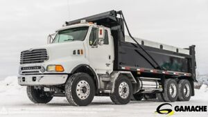 2004 STERLING LT9500 12 WHEEL TWIN STEER DUMP TRUCK