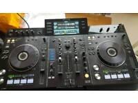 Pioneer xdj rx dj mixer / dj controller