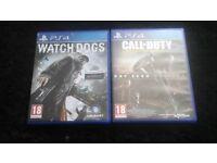 X2 ps4 games £6 each