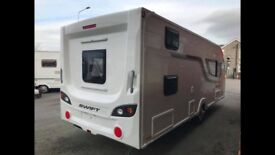Swift Prestbury 6 Berth Caravan 2016