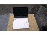 Toshiba Portable DVD Player SDP75SWB