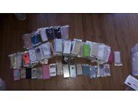 Joblot carboot stock phone cases