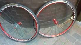 Wheels fulcrum racing 7