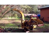 Vermeer BC600xl wood chipper NO VAT
