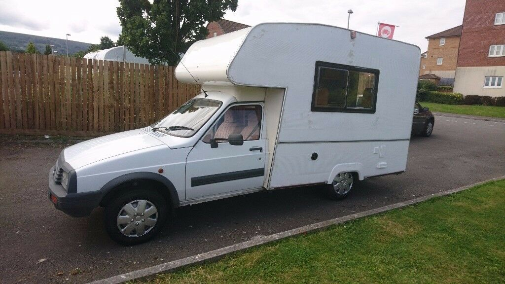 Citreon C15 Romahome – 1994 for sale. For project. 9 months MOT