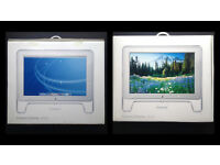 """Mint+Boxed! Vintage sleek 2003 APPLE Cinema Display 20"""" LCD 1680×1050 widescreen with ADC Connector"""